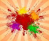 Abstract illustration vector background