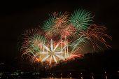 Fireworks In Prague