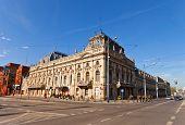 Izrael Poznanski Palace (1903) In Lodz, Poland