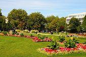 Imperial gardens, Cheltenham.