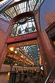 San Francisco, Us - Oct 2, 2012: Crocker Galleria Shopping Center At Financial District In San Franc