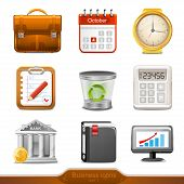 Businesss icons set1