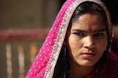 Beautiful Indian Girl portrait