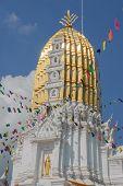 Thai Golden Pagoda