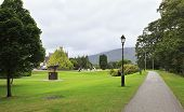 Muckross gardens.