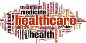 Healthcare Word Cloud