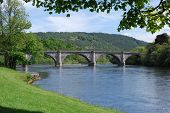 Bridge At Dunkeld