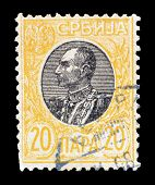 Serbia 1905