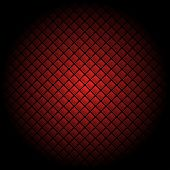 Red tile background pattern illustration
