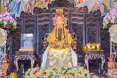 Buddha Statue Emperor Jade Pagoda, Phitsanuloke , Thailand