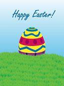 Easter Egg Card 2