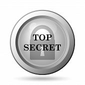 pic of top-secret  - Top secret icon - JPG