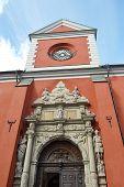 picture of church  - Saint James - JPG