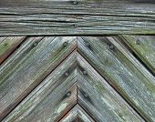 image of carpentry  - Old wooden textured background plate - JPG