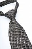 pic of chokers  - Tie on white background  - JPG