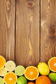 picture of lime  - Citrus fruits - JPG