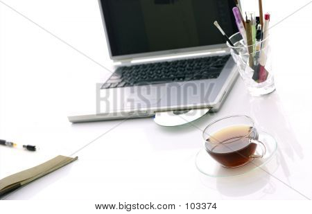 Notebook Computer poster