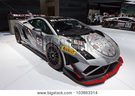 Lamborghini Gallardo Lp5704 Squadra Corse