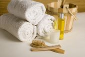 Towels And Other Spa Products
