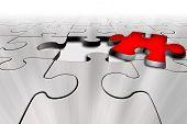 Puzzle _ Single Piece 1