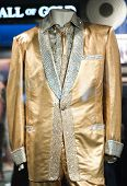 Elvis Presley Gold Suit