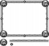 Aztec Diploma Or Certificate