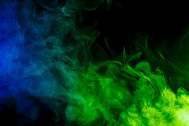 image of hookah  - Abstract art - JPG