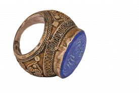 image of ottoman  - This is a very old ring from Anatolia - JPG