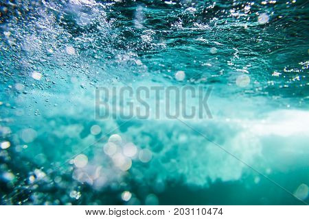 Water bubbles and