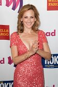 LOS ANGELES - APR 10: Marlee Matlin arrives at the 22nd annual GLAAD Media Awards at Westin Bonavent