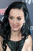 HOLLYWOOD, CA. - NOV 21: Katy Perry arrives at the 2010 American Music Awards Rolling Stone Magazine