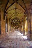 St Johns  Cambridge Corridor