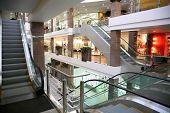 Tienda de moderno