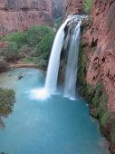 Havasu Falls, in Arizona.