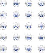 Web & Internet Icon Set (Vector)