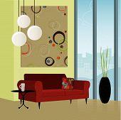 Retro-Modern Home
