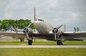 Vintage Cargo Aircraft