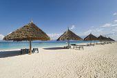 Zanzibar Resort Beach