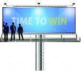 Billboard time to win