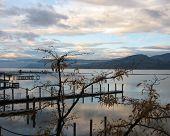 Kelowna Lake Canada