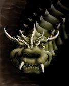 smile dragon