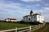 The Lighthouse Caretaker's housing
