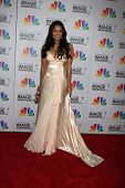LOS ANGELES - FEB 17:  Tracey Edmonds arrives at the 43rd NAACP Image Awards at the Shrine Auditoriu