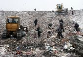 People Who Live In Garbage Dump