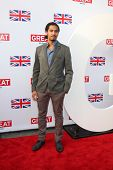 LOS ANGELES - FEB 24:  Elliot Knight arrives at the GREAT British Film Reception at the British Cons