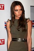 LOS ANGELES - FEB 24:  Victoria Beckham arrives at the GREAT British Film Reception at the British C