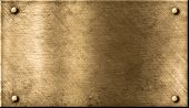 grunge bronze or brass metal background