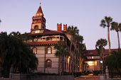 St. Augustine Historic Architecture - Flagler College