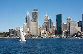 Sydney, City centre