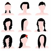 Hairstyles.eps